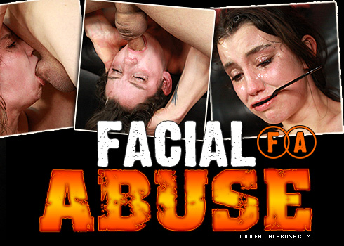 Paisley Gets Face Fucked